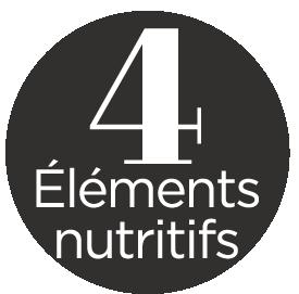 Éléments nutritifs
