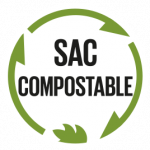 Sac compostable